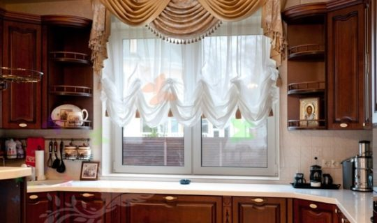 shtori-na-kuhnu-svoimi-rukami-12-540x320 Как пошагово сшить шторы на кухню своими руками по выкройке?