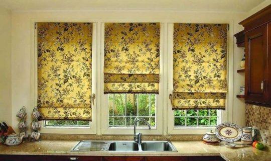 shtori-na-kuhnu-svoimi-rukami-8-540x320 Как пошагово сшить шторы на кухню своими руками по выкройке?