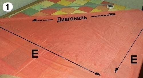 kak-raskroit-shtory-dlya-kuhni-12 Как пошагово сшить шторы на кухню своими руками по выкройке?