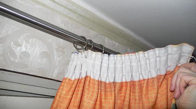 vykrojki-shtor-5 Как сшить шторы своими руками, образцы и фото штор, сделанных самостоятельно